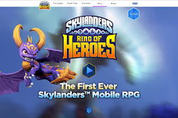 Skylanders : Ring of Heroes Game RPG baru yang bakal rilis, Yuk ikut Pre-Registrasinya