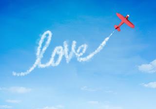 航空便より愛を
