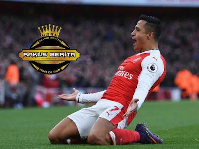 Sanchez Dipercaya Akan Hengkang Ke Manchester United