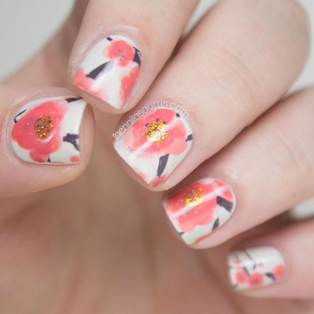 como decorar uñas para boda