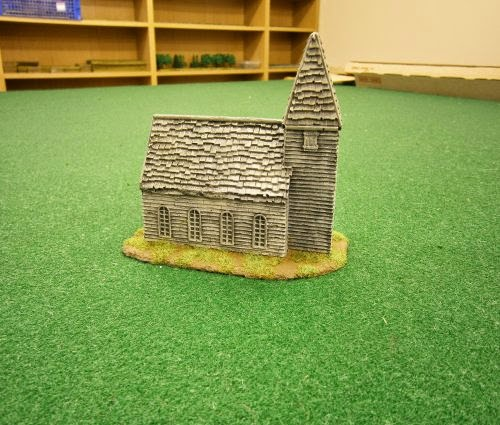 Battleground Scenery Buildings