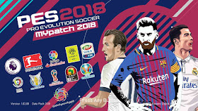PES 2018 MyPatch 2018 v1.0 - RELEASED (17-03-2018)