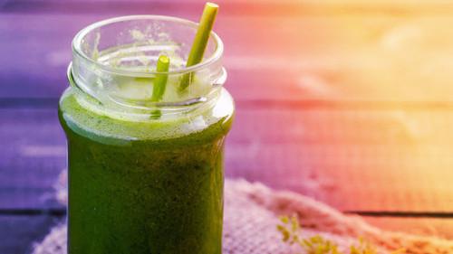 jugos verdes para el reflujo gastrico