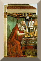 Painting of Saint Jerome