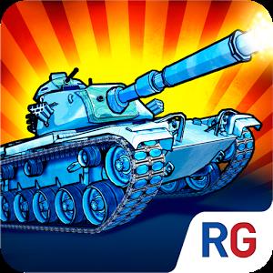 Boom! Tanks  Apk MOD +Data Unlimited Money Version