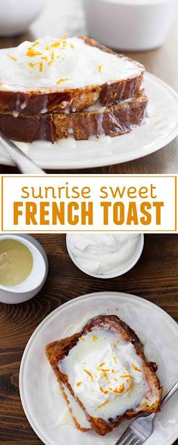 Sunrise Sweet French Toast