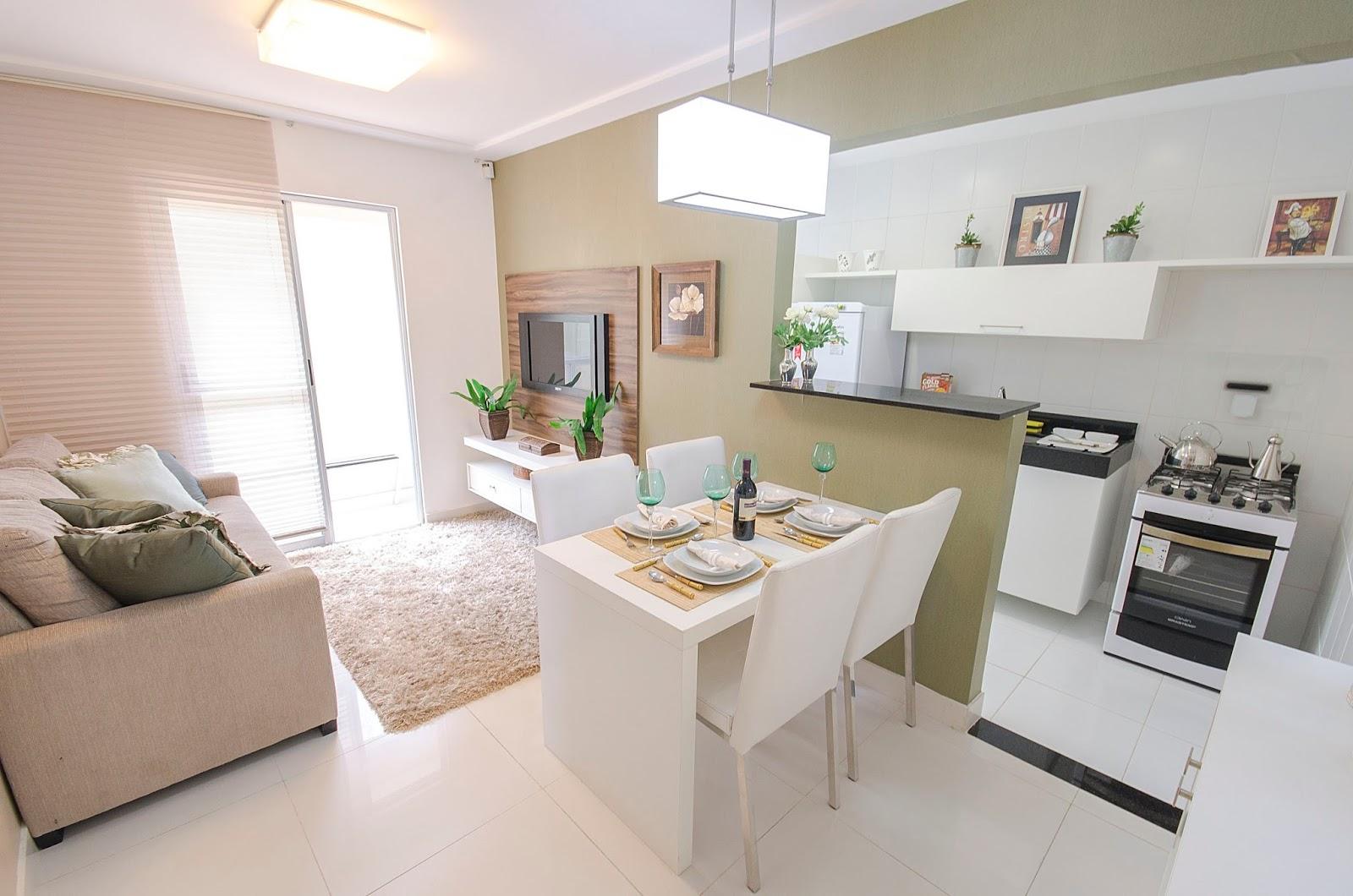 Como planejar uma cozinha americana funcional papo de design for Decoracion de apartamentos pequenos 2016