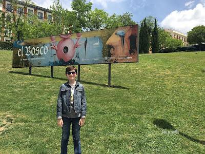 El Bosco exposición entrada