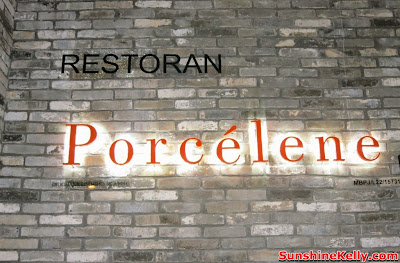 Porcelene Jazz, Empire Damansara Perdana, heritage lane, restaurant, bar, lounge, coffee