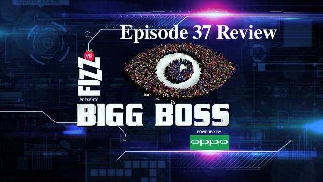 Bigg Boss  2017 Episode 37 Review and Updates - Priyank Sharma Got To Much Gali Galoch From Arshi Khan And Akash Dadlani