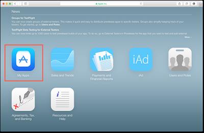 Run iOS on Computer Xamarin Testflight
