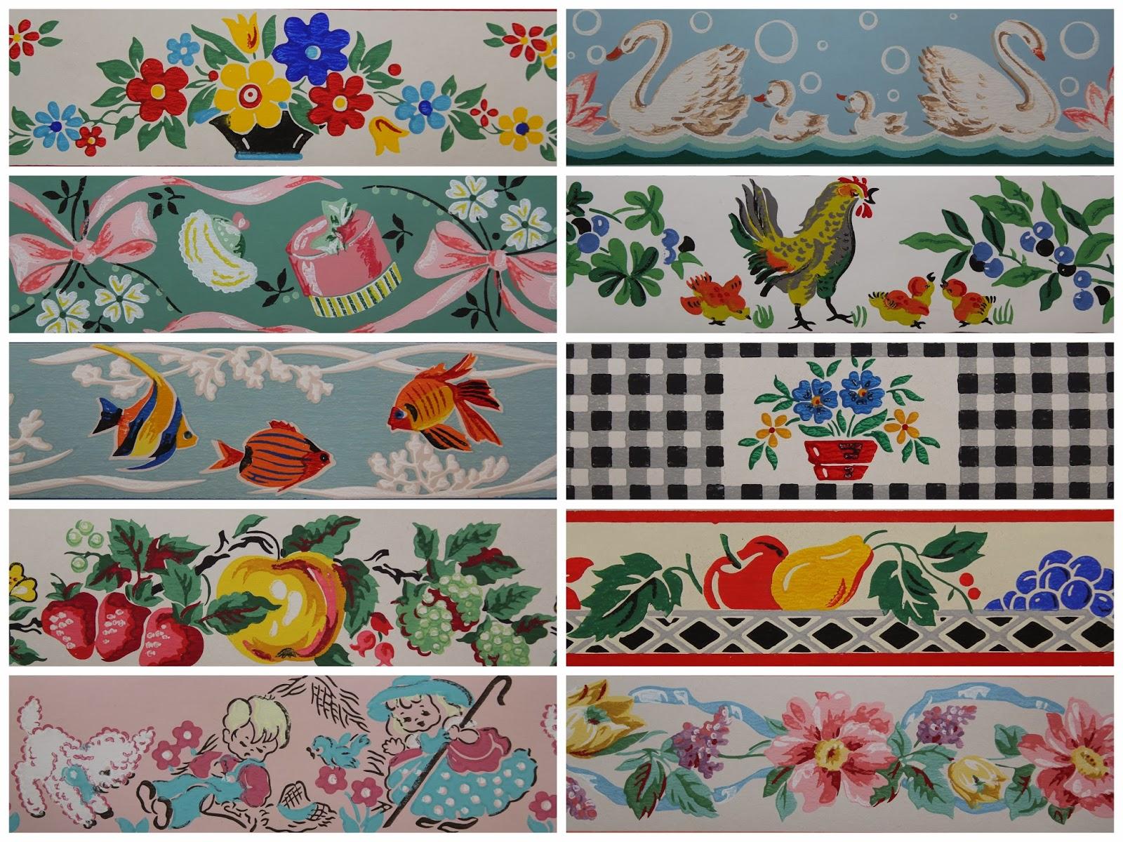 Brand new Rosie's Vintage Wallpaper: Rosie's Vintage Wallpaper is Your Best  QG06