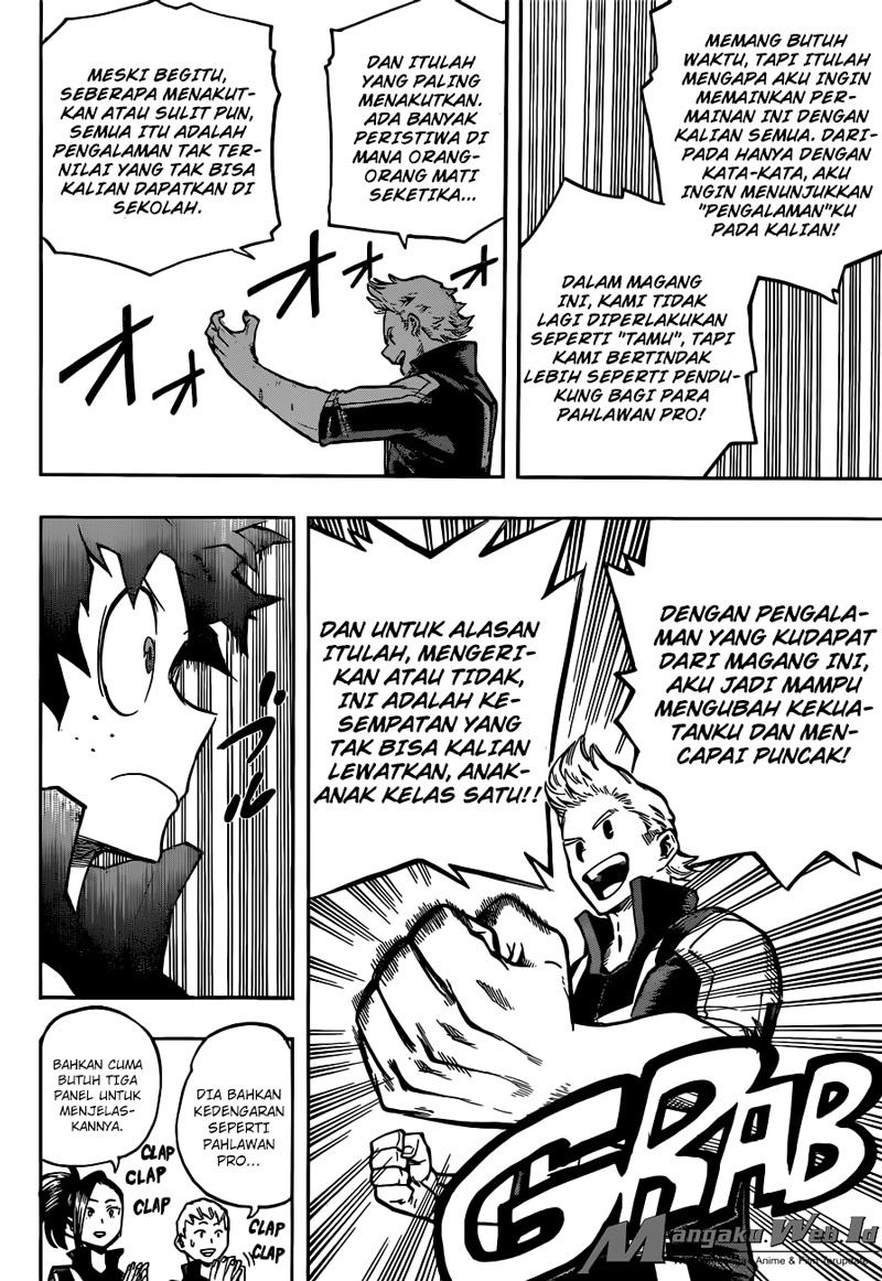 Boku no Hero Academia Chapter 124-12