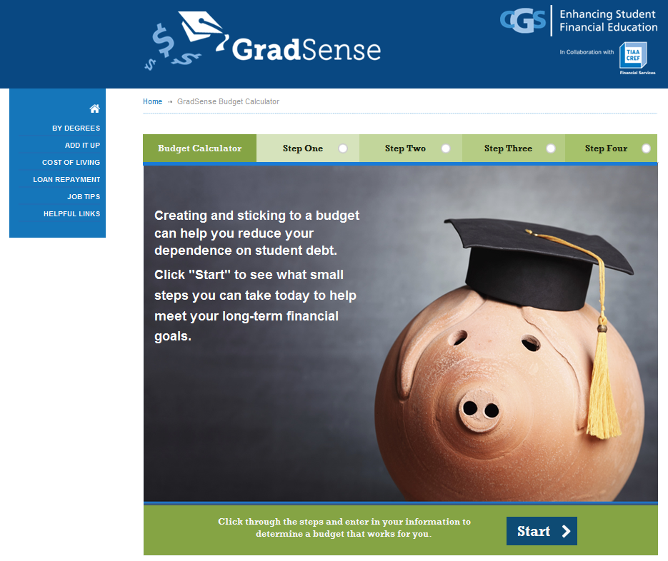 http://www.gradsense.org/gradsense/section/137