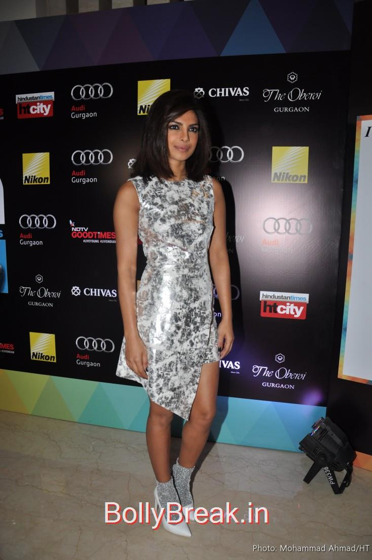 Priyanka Chopra, Jacqueline Fernandez Priyanka Chopra Hot HD Images From Rock the Capital