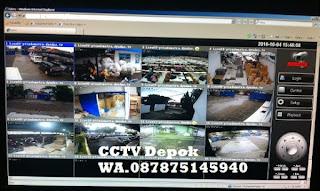 CCTV, CCTV Depok, Setting Online DVR, Setting Online CCTV