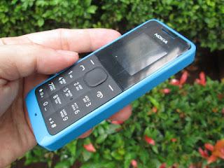 Nokia 105 Seken Mulus Phonebook 500 FM Radio