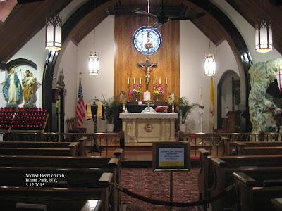 Sacred Heart Parish Center Island Park Ny