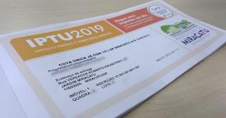 Prefeitura de Miracatu disponibiliza IPTU 2019