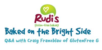 Rudis gluten free interview Craig Franzblau
