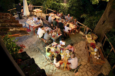 Tuscan country restaurant in Chianti, located between Greve and Panzano in Chianti