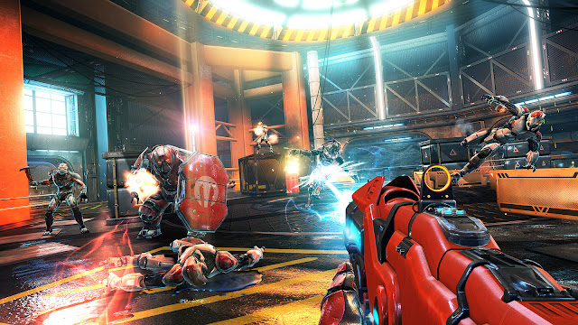 Shadowgun Legends APK OBB