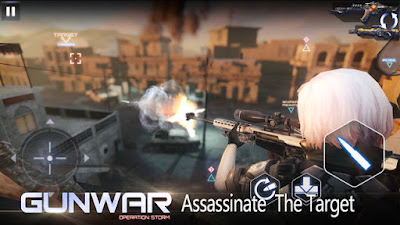 Gun War: Shooting Games Apk Download