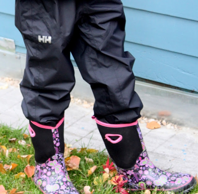 Helly Hansen rain pant