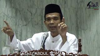 Download Ceramah Ustadz Abdul Somad Mp3