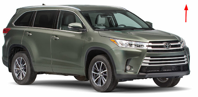 Midsized SUV: Toyota Highlander