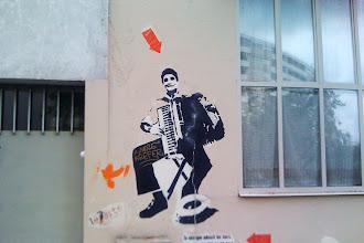 Sunday Street Art : Jef Aérosol - rue des Diamantaires - Paris 13