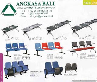 jual kursi kantor di bali jual kursi tunggu di bali