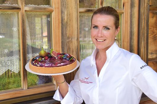 Konditorweltmeisterin Andrea Schirmaier-Huber