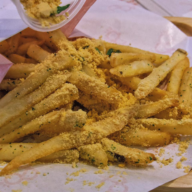 Salted Egg Shaker Fries