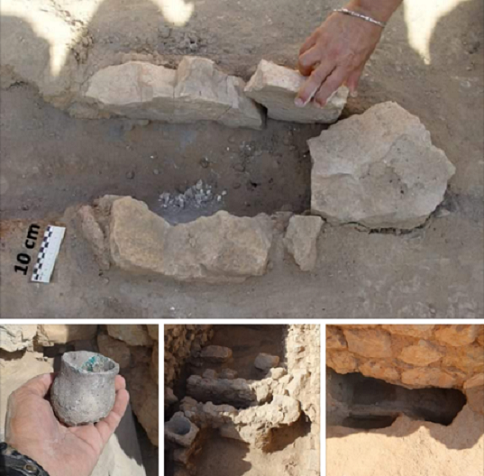 New excavations at Samahram reveal evidence of human presence 60,000 years ago
