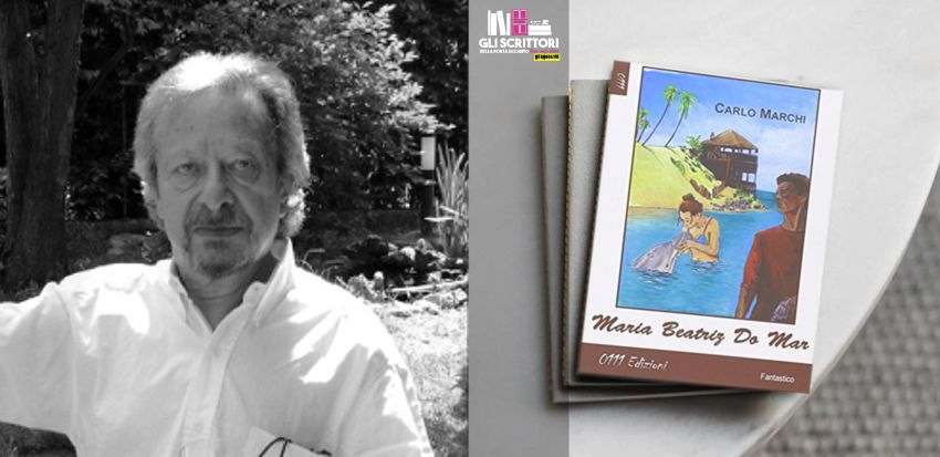 Scrittori, intervista a Carlo Marchi: «Più che uno scrittore  sono un racconta storie»