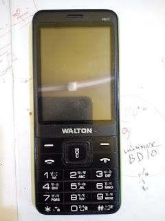 WALTON Olvio MH17 6531E flash file Black+Green 100% Tested