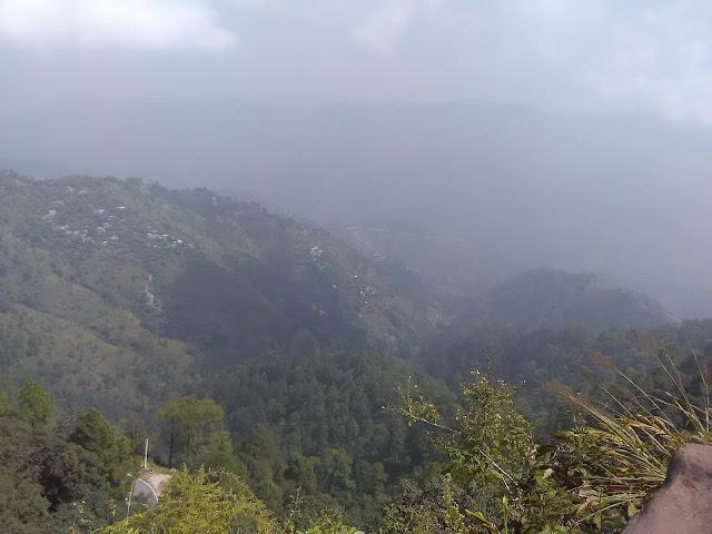 Lansdowne , mountain , garhwal hills