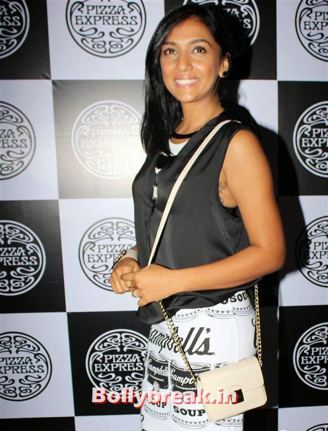 Shweta Salve, Indian page 3 Party PHotos
