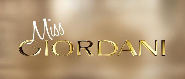 Miss Giordani da Oriflame