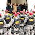 Tropa da Força Nacional se apresenta oficialmente ao governador