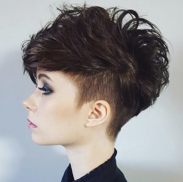 new pixie haircuts 2019 for older women