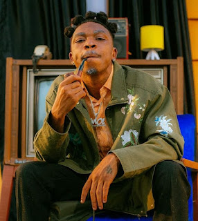 """Beware Of The Naked Man Who Offers You Clothes"" – Mayorkun"