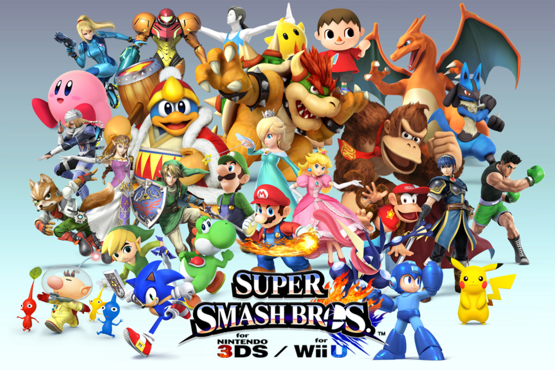 Super Smash Bros série — Wikipédia