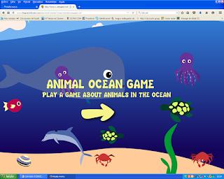 http://www.sheppardsoftware.com/preschool/animals/ocean/animaloceangame.swf