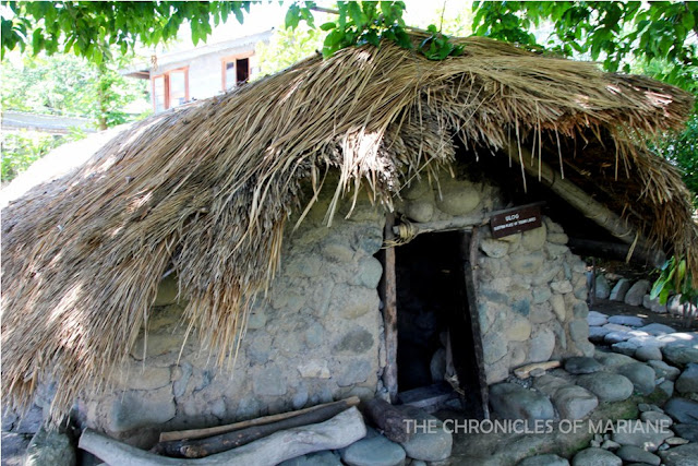 house igorot people