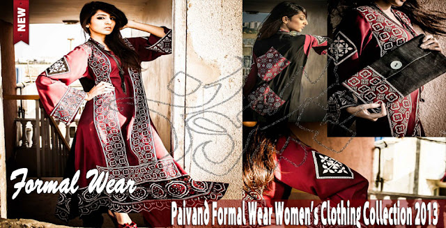 86f2ee10e38f Paivand Formal Wear Women's Clothing Collection 2013 | Spring-Summer ...