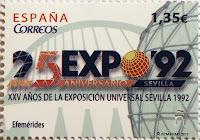 XXV AÑOS DE LA EXPOSICIÓN UNIVERSAL DE SEVILLA