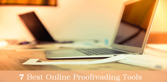 Essay proofreading online and editing tools