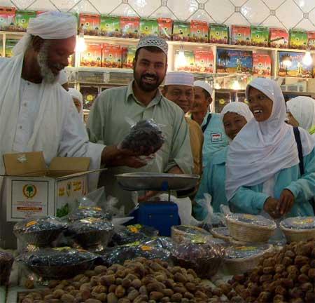 Souq El Tumoor, Pasar Kurma Terbesar Dekat Masjid Nabawi